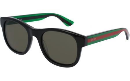 0c52e44e8b Gucci GG0003S 001 52 Gafas de sol - Envío gratis | Estación de sombra