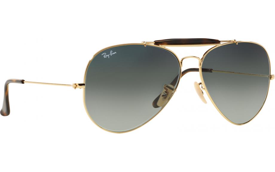 7db30ec6b01fa Ray-Ban Outdoorsman II RB3029 181 71 62 Gafas de Sol - Envío Gratis ...