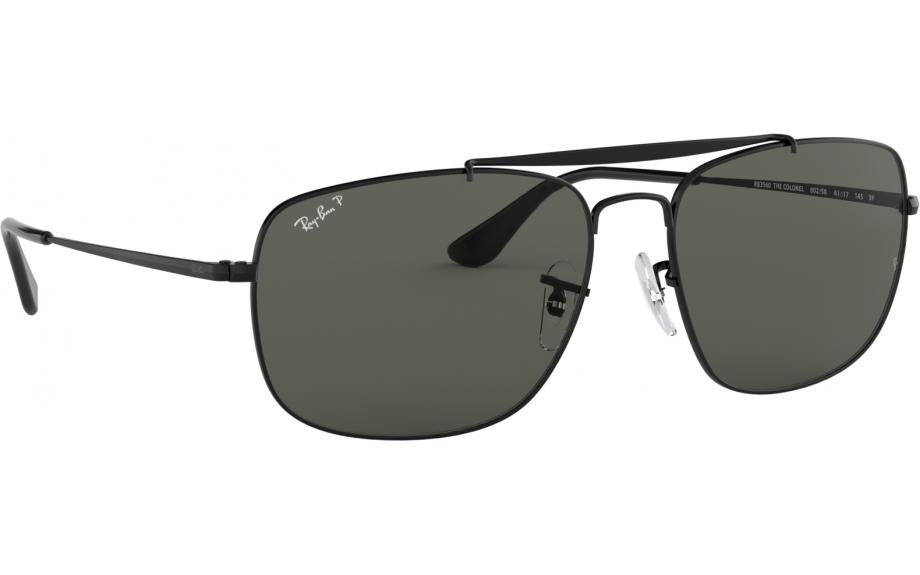 fe001d67b9 Ray-Ban The Colonel RB3560 002/58 61 Gafas de sol - envío gratis | Estación  de sombra
