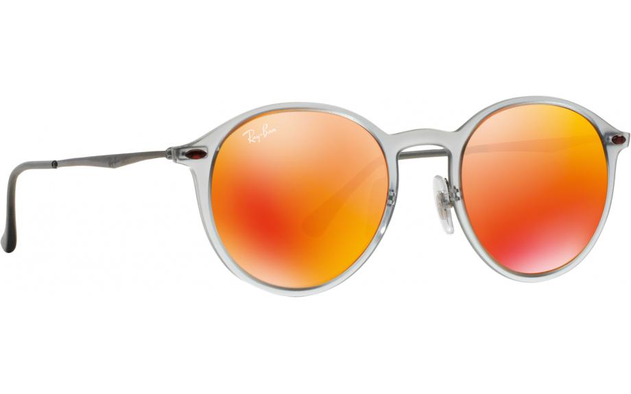 43242dc43334e Ray-Ban Ronda luz Ray RB4224 650   6Q 49 gafas de sol - Envío Gratis ...