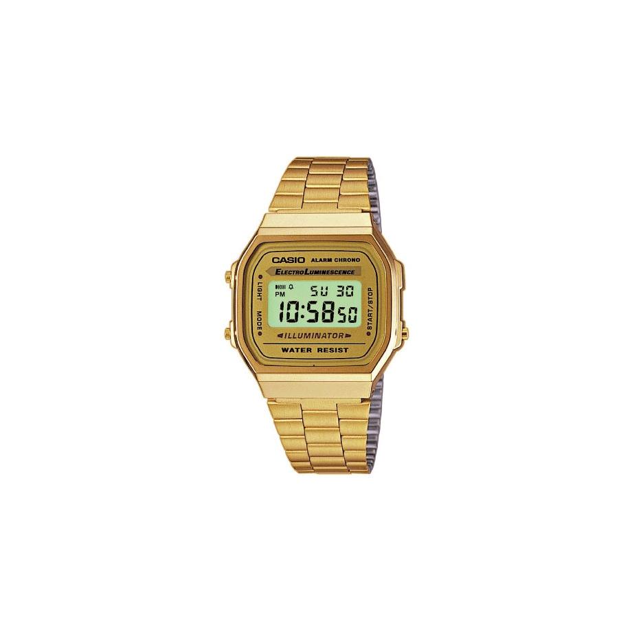 22580c8ff9f A168WG 9EF Casio reloj - envío gratis