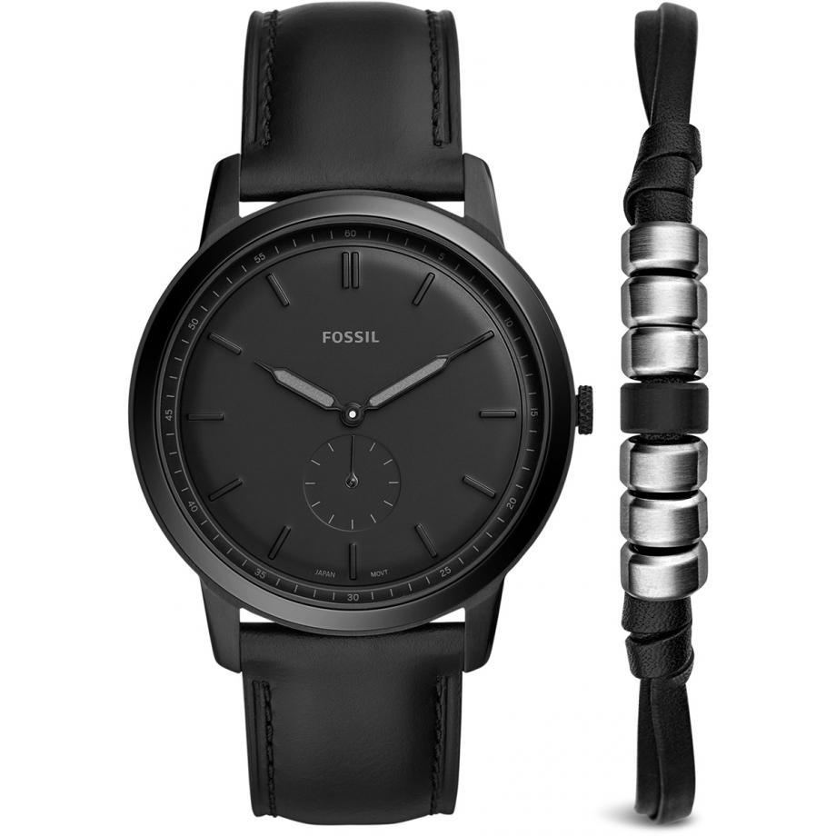 384ef97e27ca Reloj Minimalista Watch   Bracelet Gift Set FS5500SET Fossil Watch - envío  gratis